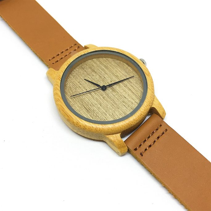 reloj de madera paris original 5